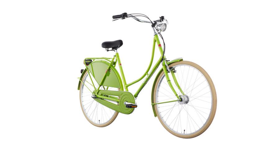 Ortler Van Dyck kaupunkipyörä , vihreä
